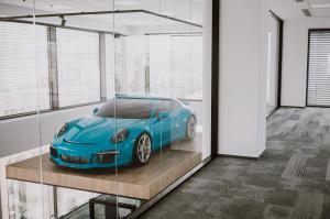 Porsche Engineering Romania relocates its headquarters to