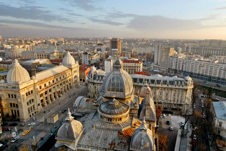 Fitch affirms Bucharest municipality ratings at BBB- with stable outlook