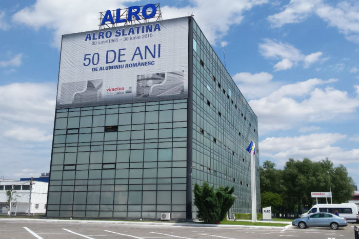 ALRO Slatina receives 243 million RON in state aid, following Emergency Ordinance