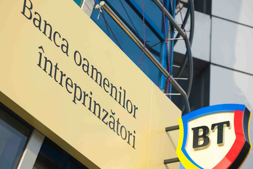 Tax on financial assets threatens investments, says Banca Transilvania