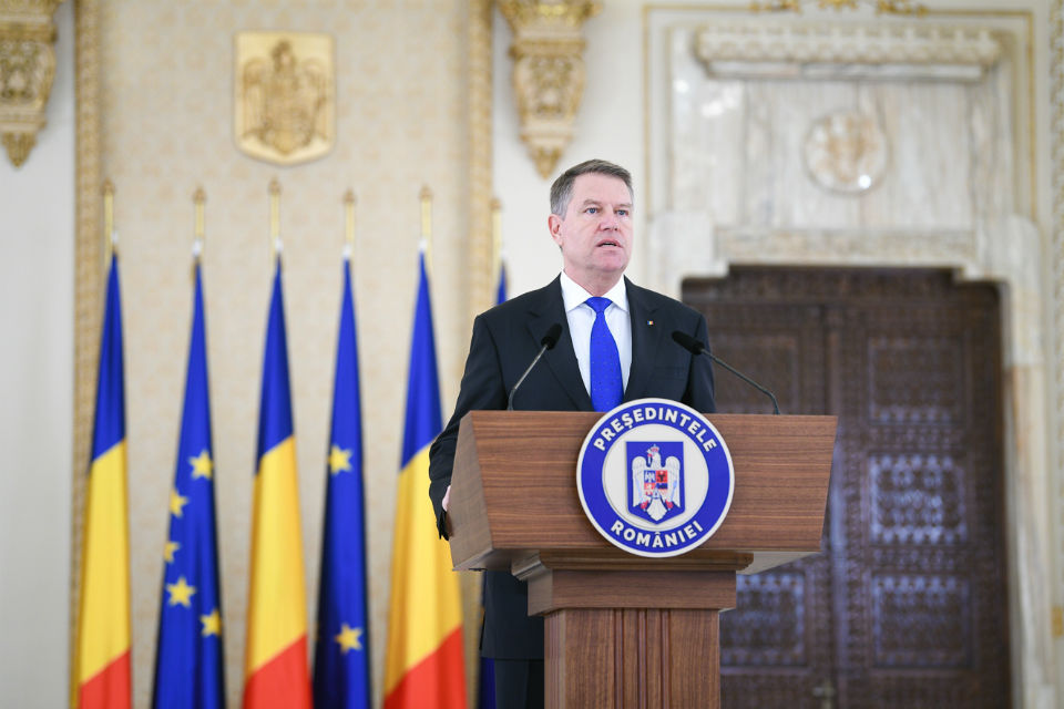 Iohannis: British government must clarify its position