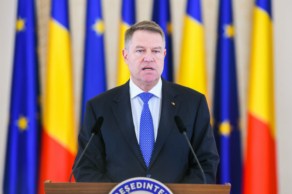 Iohannis: Rule of law is not something to be negotiated