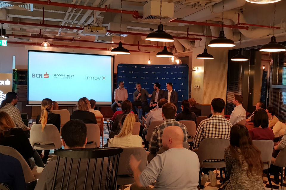 BCR partners with UiPath, Startup Grind and Mindspace to launch InnovX business accelerator