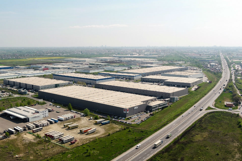 CTP reaches one million sqm milestone of industrial spaces in Romania