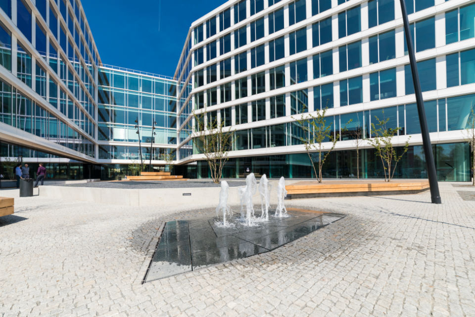 Skanska's office development sees stable growth in CEE