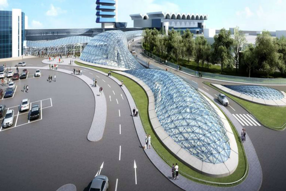 Bucharest-airport subway line to be ready in  four years