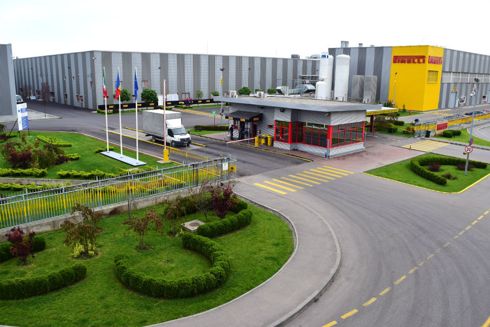 Pirelli to expand its Slatina warehouse