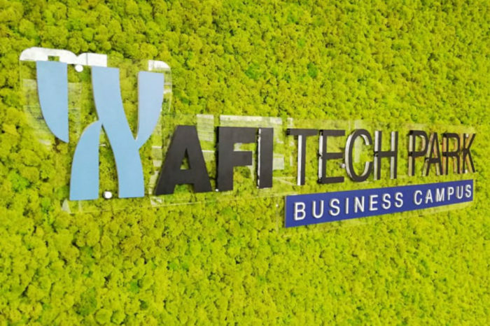 AFI Europe Romania starts second phase of AFI Tech Park project: 80 percent occupancy rate for the first building