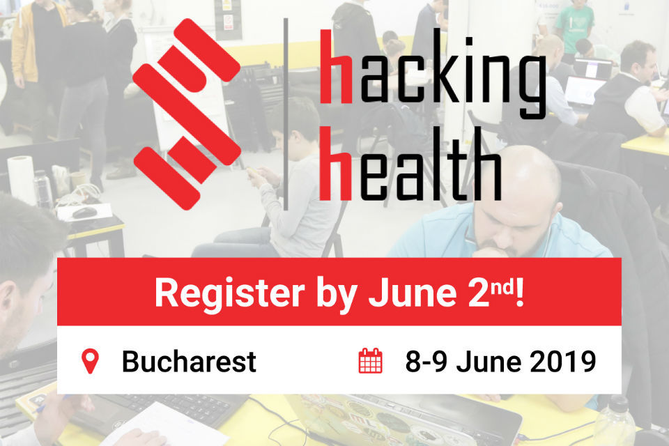 Smart Everything Everywhere, Johnson & Johnson Romania open application for Hacking Health 3.0