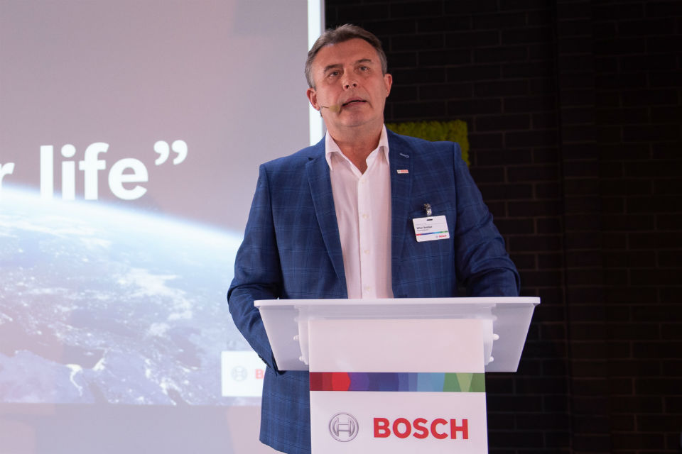 Bosch Romania increased sales by 29 percent to 1.2 billion euro in 2018