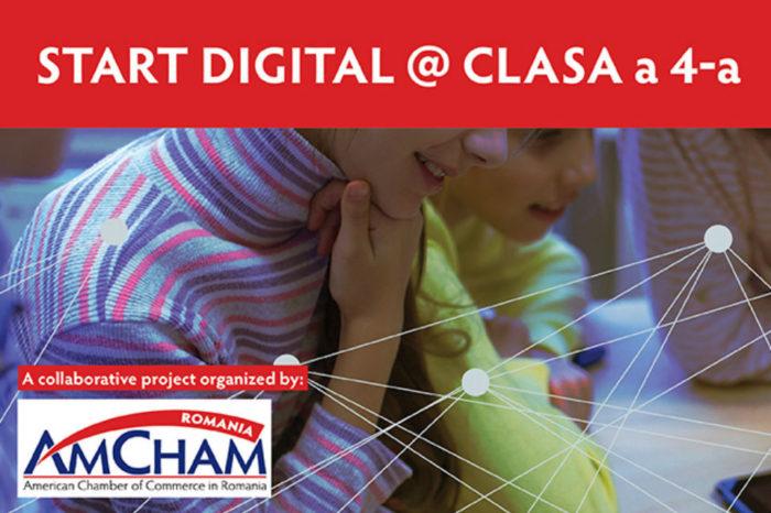 AmCham Romania calls for the introduction of digital skills classes in school