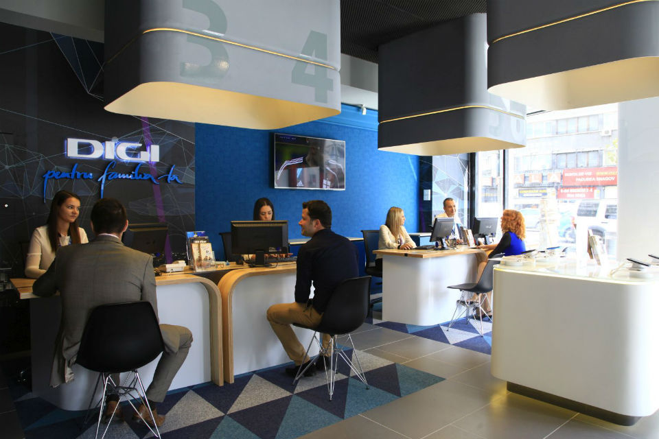 Digi Communications posts 232 million Euro revenues in Q1 2019, up by 20 percent
