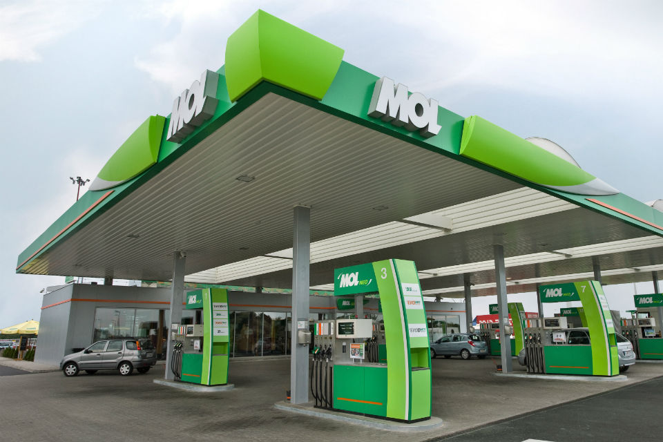 MOL Group to buy OMV's retail network in Slovenia in 301 million Euro deal