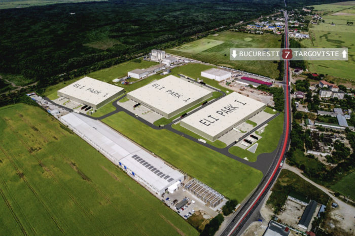 Fortress REIT acquired ELI Park 1 from Element Industrial and Paval Holding