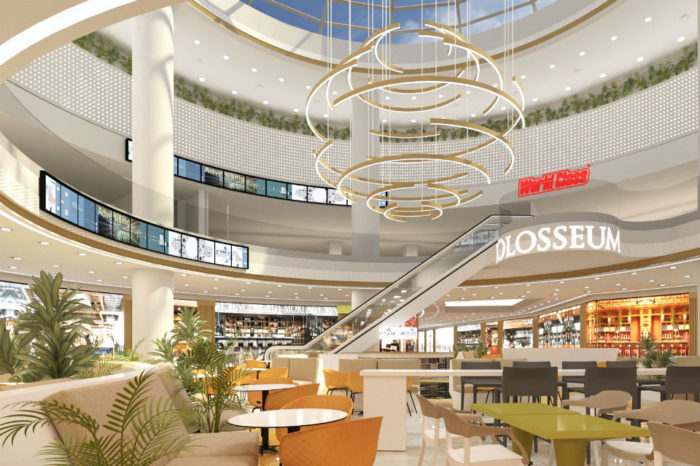 Colosseum Mall opening rescheduled in 2021