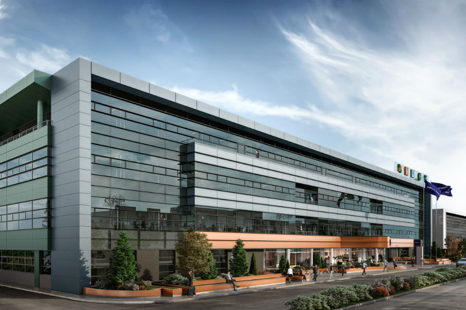 IMMOFINANZ signs the lease agreement with Rohde&Schwarz Topex which becomes its biggest office tenant in myhive IRIDE | nineteen with almost 8,000 sqm leased space
