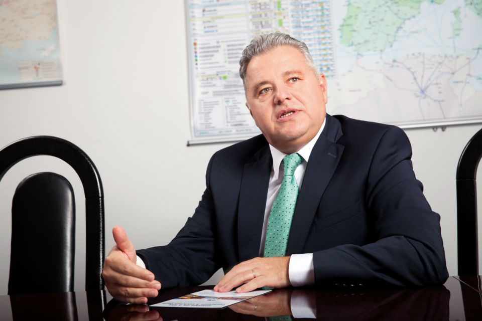 Niculae Havrileț was appointed State Secretary in the Ministry of Economy and Energy