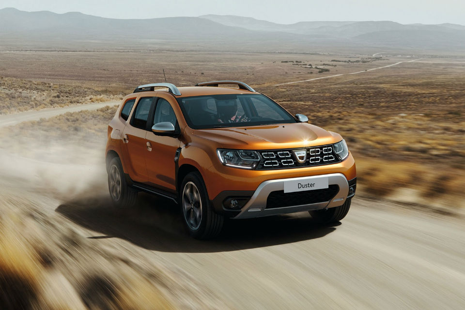Dacia sets new sales record for the seventh consecutive year in Europe