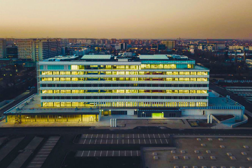Globalworth becomes the sole shareholder of the company that owns the Renault Bucharest Connected building
