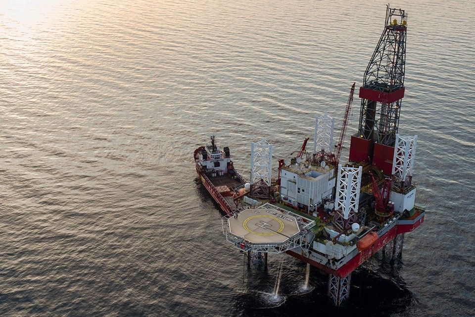 OMV Petrom invests 32 million Euro in a new drilling campaign in the Black Sea