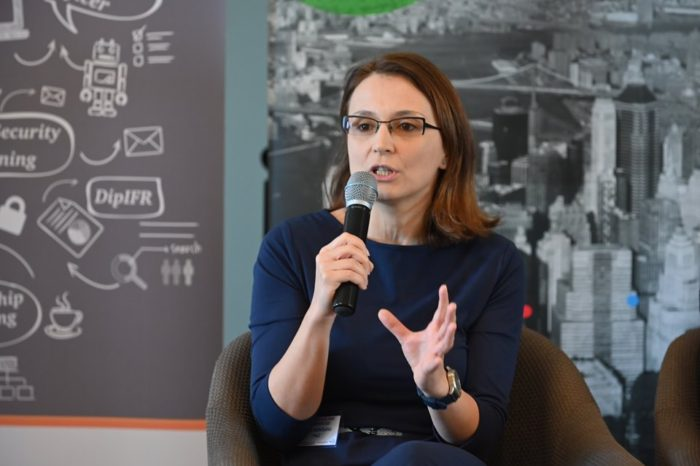 L&D Conference 2020 - Oana Munteanu, PwC: There is a strong connection between L&D and wellbeing