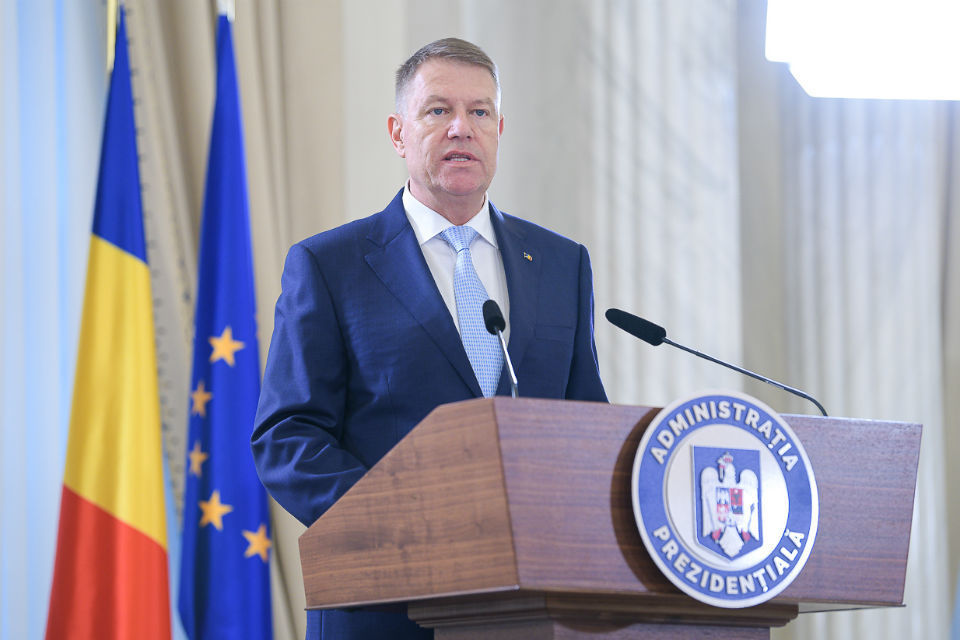 President Iohannis says most schools will reopen on February 8