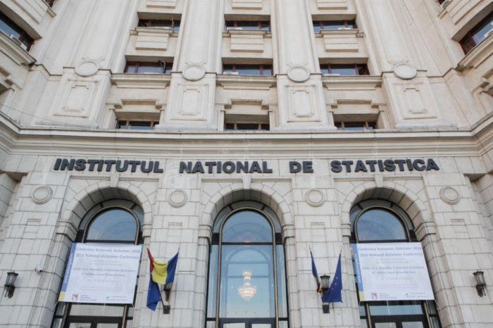 Romania's economy contracts by 3.9 percent in 2020: INS