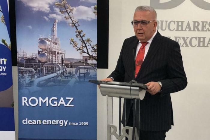 Romgaz revokes Adrian Volintiru from position of CEO