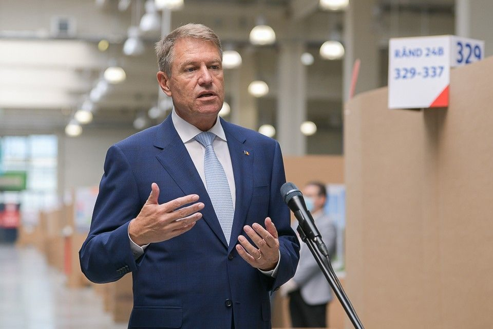 """President Iohannis: """"Everyone expects Romania to be responsible when it comes to its budget"""""""