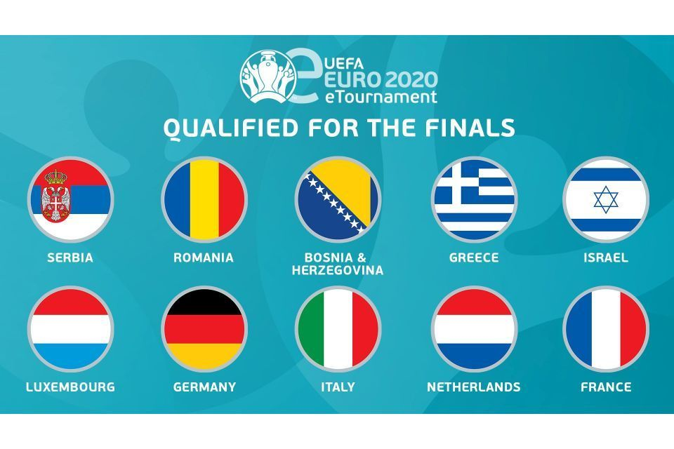 Romania qualifies to UEFA eEURO 2020 finals