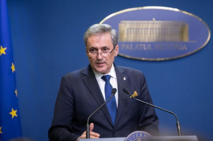 Romania to provide police in the streets with body cameras, Minister Vela says