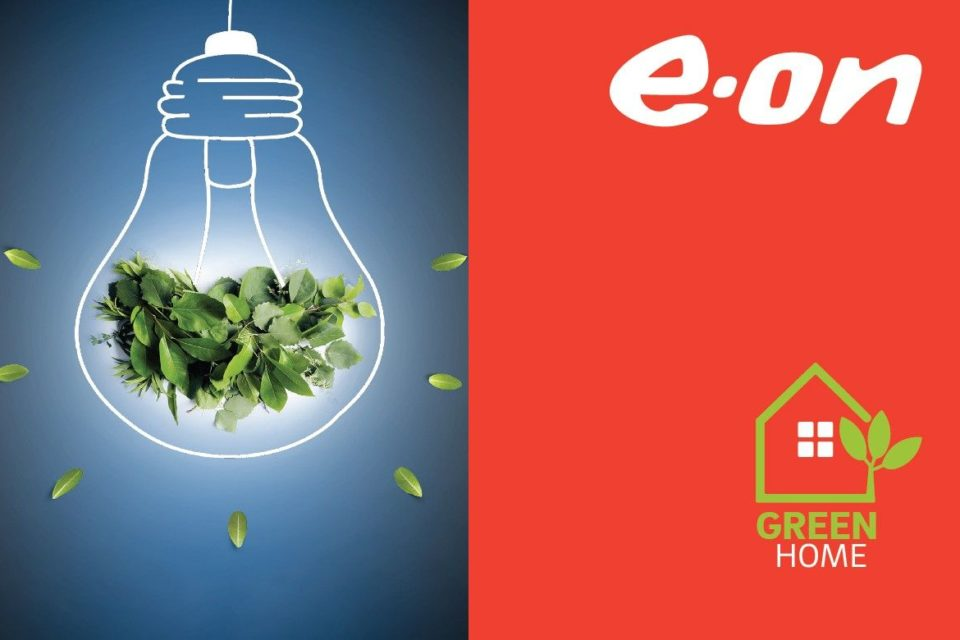 E.ON launches the first electricity product from 100 percent renewable sources