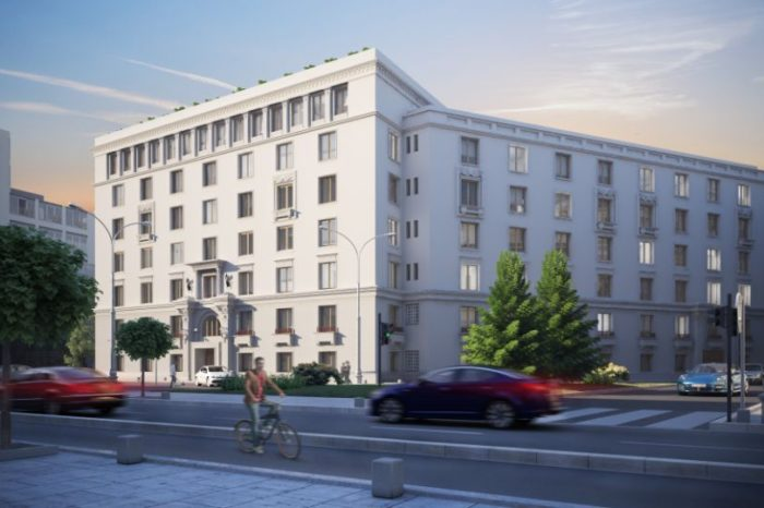 Hagag Development Europe says Global Vision will provide property management services for H Victoriei 109 project in Bucharest