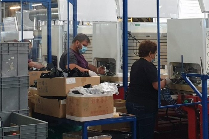 Arctic shuts down Romanian factory due to COVID-19 infections