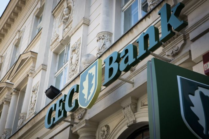 CEC Bank recorded a net profit of 208.4 million RON, up 13 percent in H1