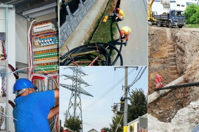 Delgaz Grid to invest 456 million RON for modernization of distribution networks in 2020
