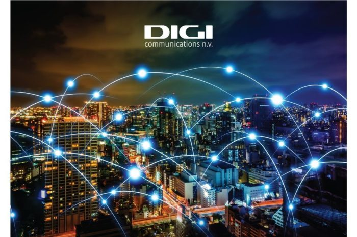 Digi Communications Group posts revenues of 950 million Euro, up by 8.7 percent in first nine months