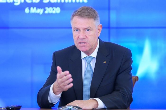 Romania has high chance of obtaining significant funding from EU, President Iohannis says