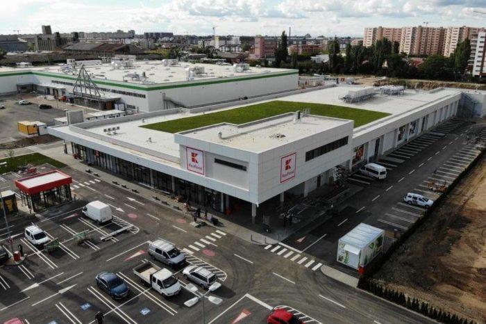 Kaufland Romania inaugurates the 15th store in Bucharest