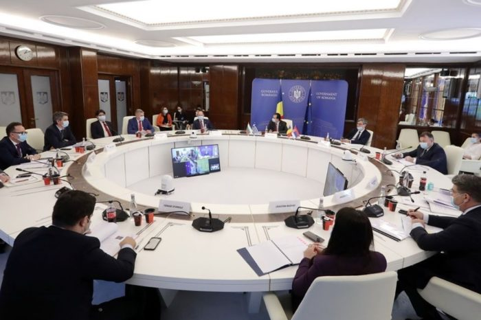 Romania, Bulgaria, Greece, Serbia convene in quadrilateral meeting to discuss travel relaxation