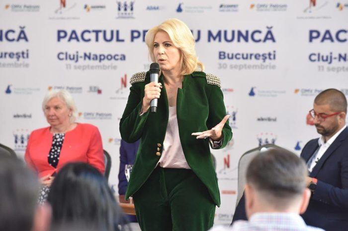 """CONAF and FPPG to organize a new conference """"Labor Pact"""" in Timisoara on June 9"""