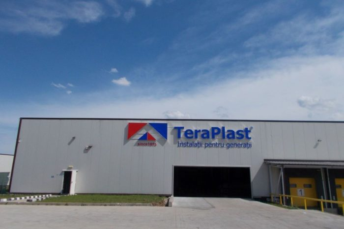 TeraPlast Group distributes 226 million RON worth of special dividends