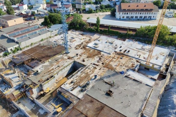 Over 24,000 dwellings in construction in Bucharest and its surroundings, report shows