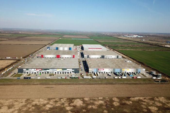 CBRE advises Sameday on the lease of 2,300 sqm area in VGP Park Timisoara