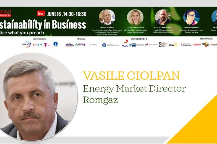 Vasile Ciolpan, Romgaz: Human resource is an important vector for our sustainability