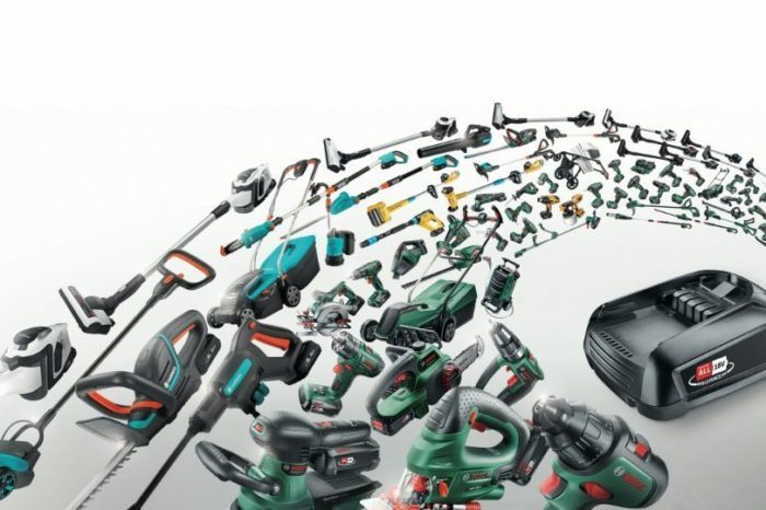 Bosch Power Tools offers its cordless technology to other manufacturers