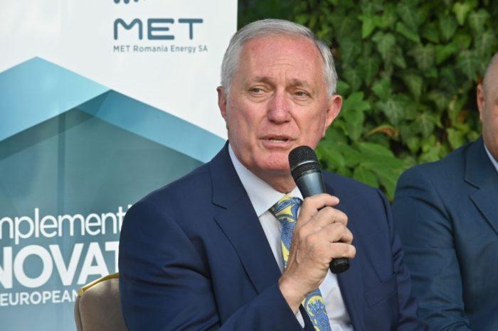 "Petre Stroe, MET Romania: ""Investments represent the future"""