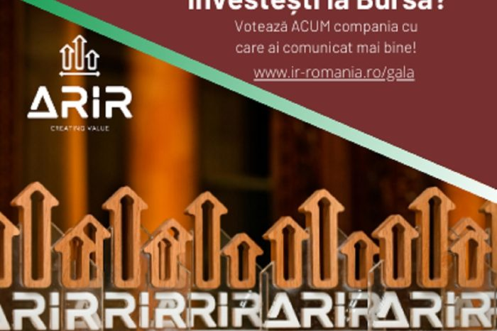 The companies performing in the communication with investors, awarded by ARIR on October 19