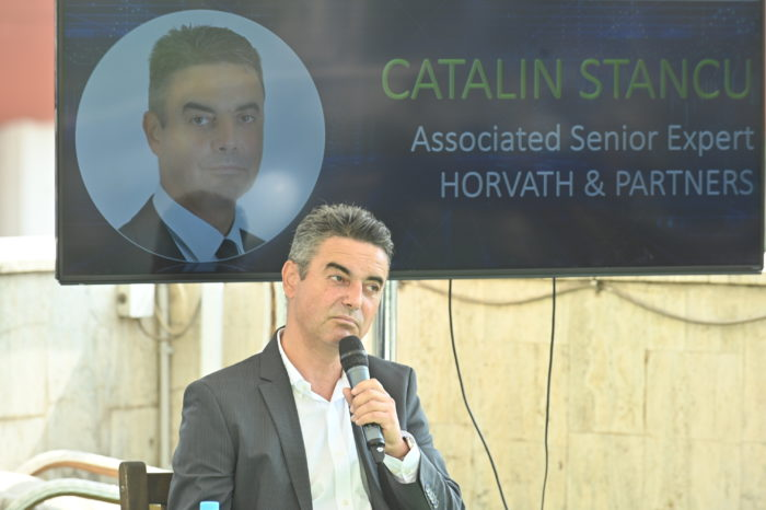 CATALIN STANCU, Associated Senior Expert, Horvath & Partners, SMART TRANSFORMATION FORUM 2020: Green Deal is a strategy to completely change the economic paradigm in Europe