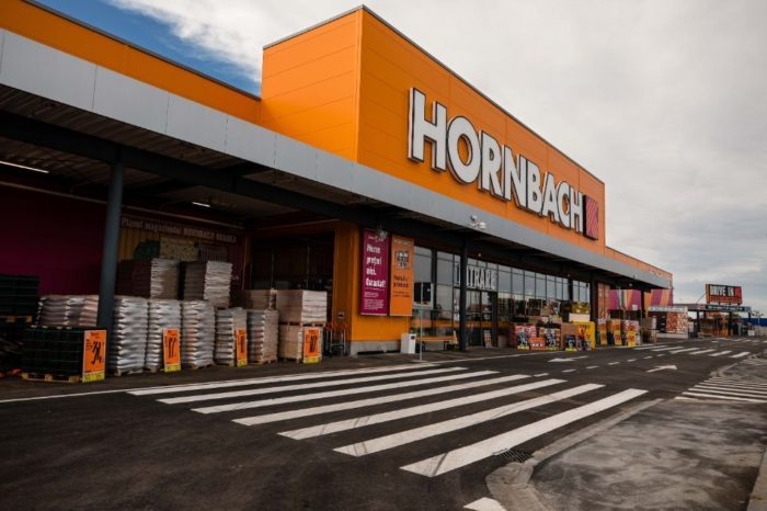 Hornbach continues its expansion in Romania, inaugurates new store in Oradea following an investment of 28.5 million Euro